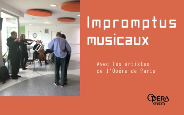 L'Opéra de Paris de passage à Étampes…